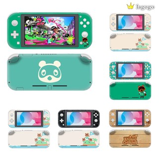 Removable Animal Crossing Skin Decal Sticker Wrap Cover For Nintendo Switch Lite LG nintendo switch thumbnail