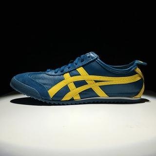 ASICS Onitsuka Tiger MEXICO 66 DELUX TH9J4L-4303 Giày thể thao nam và nữ giày chạy bộ giày bình thường AZ0736
