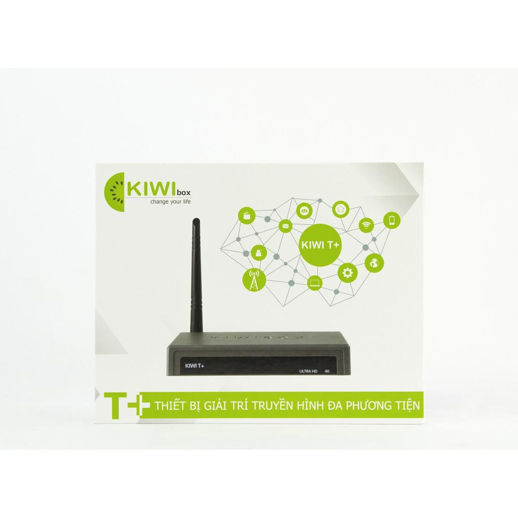Kiwibox T+ chính thức được ra mắt với người tiêu dùng Việt
