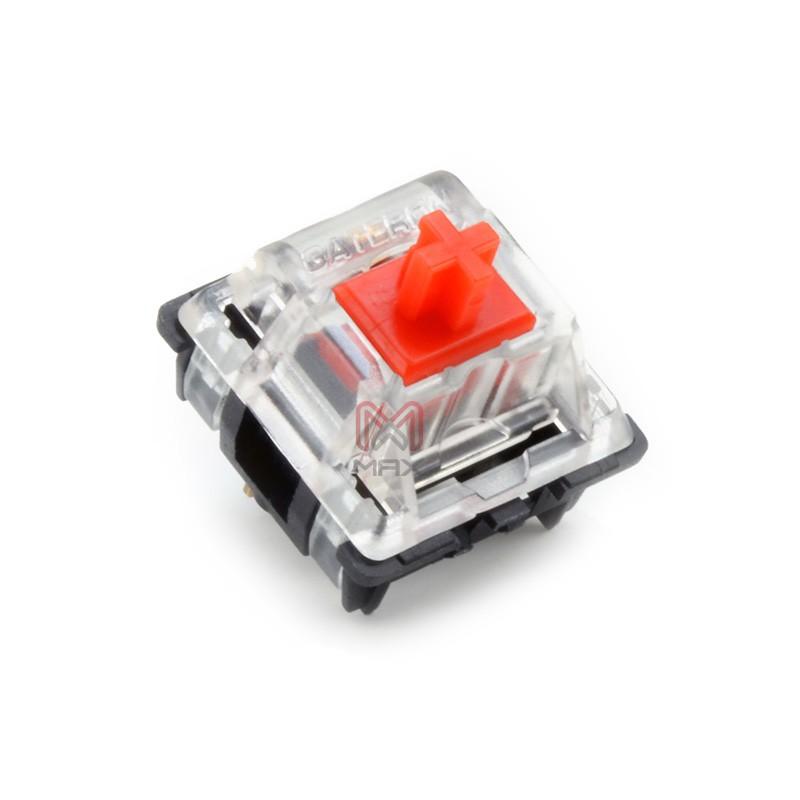 Switch bàn phím cơ hiệu Gateron red, blue