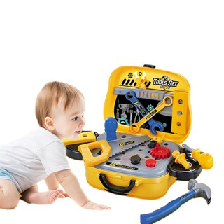 Children Simulation Repair Tool Kit Toys Play House Pretend Play Toys Children