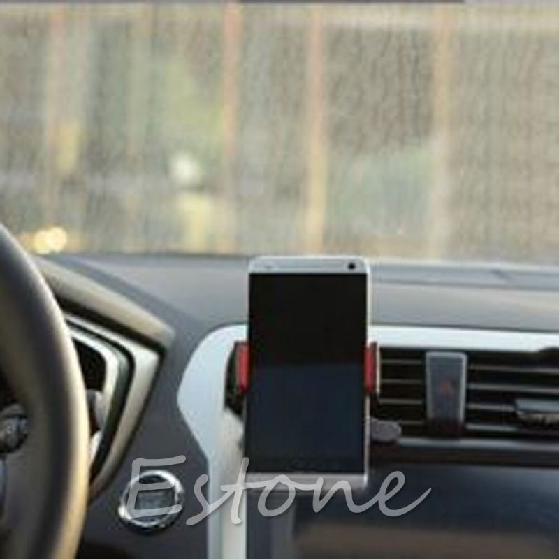 Car 360° Anti-slip Adjustable Air Vent Mount Holder For Mobile Phone iPhone GPS