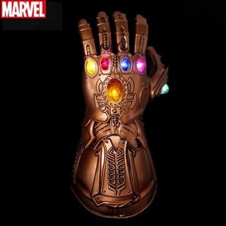 Găng tay vô cực chất liệu nhựa dẻo có đèn led phát sáng