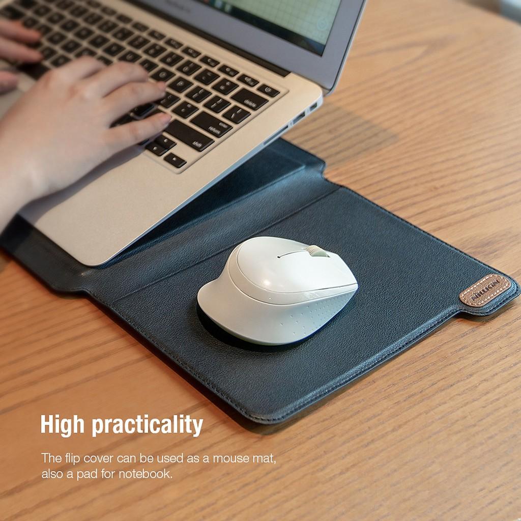 Túi Chống Sốc 3 in 1 NILLKIN VERSATILE LAPTOP SLEEVE Macbook Air, MacBook Pro, RedmiBook, Huawei Matebook