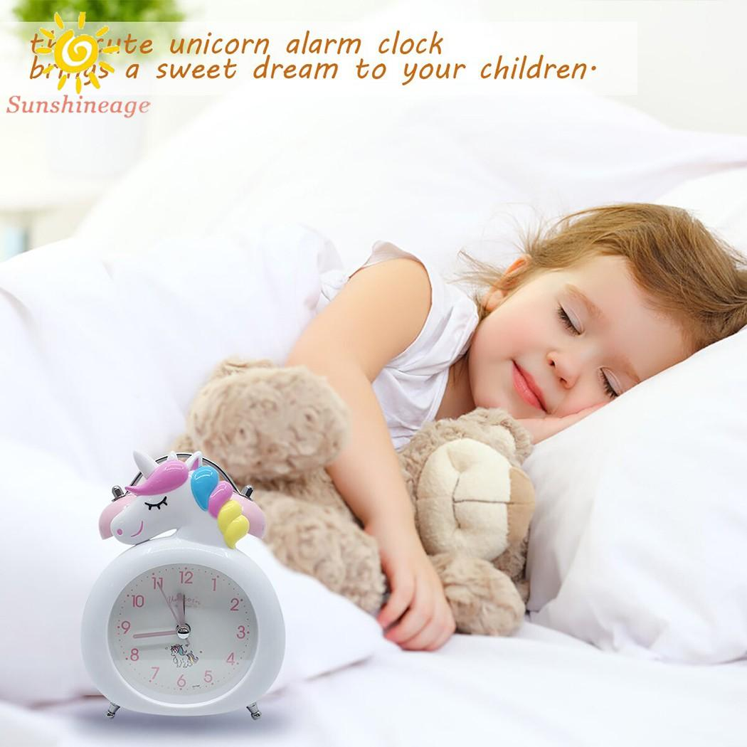 Alarm Clock Ringing Student Students Décor Effectively Time Controlled