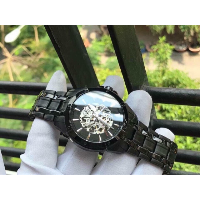 Đồng hồ nam BULOVA 98A147 lộ cơ mạnh mẽ