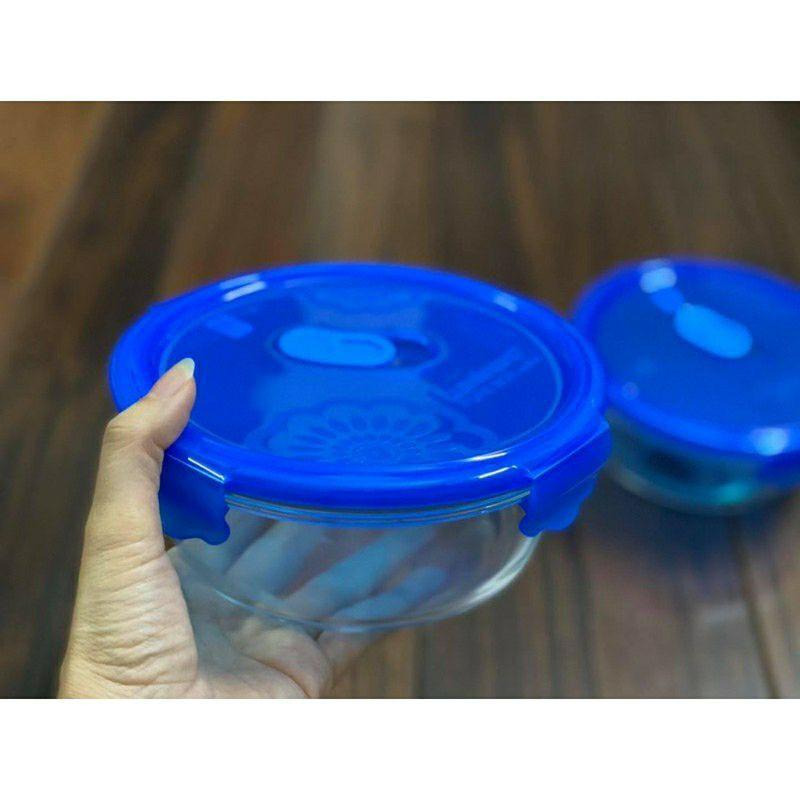 Hộp đựng thức ăn chất liệu thủy tinh cao cấp chịu nhiệt