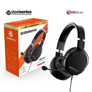 [Mã ELMSHX hoàn 8% xu đơn 500K] Tai nghe Steelseries Arctis 1 PC Gamer (Black - 61427) thumbnail