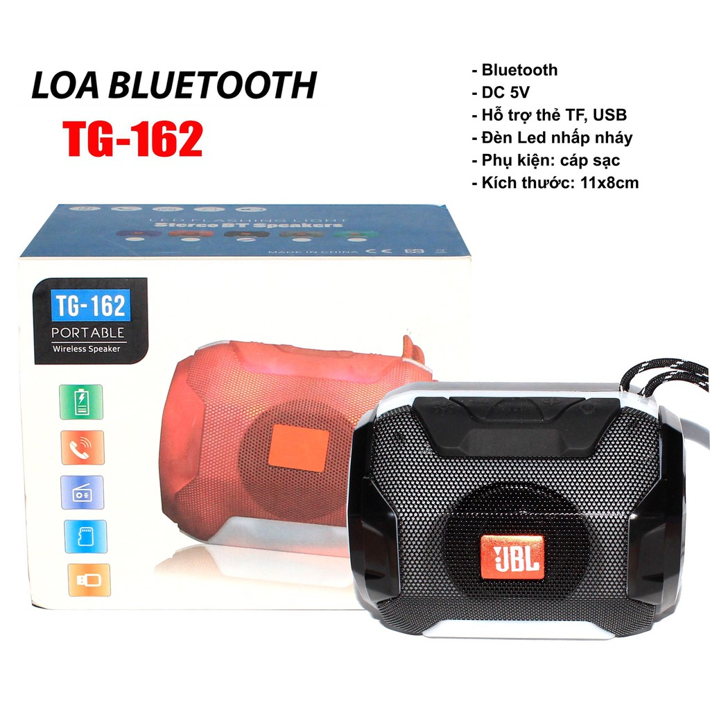 LOA BLUETOOTH TG-162