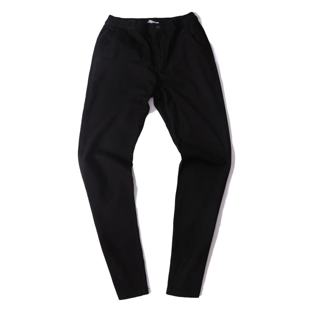 Quần Kaki Chinos - SicoMenswear - Chất liệu kaki mềm mịn - co giãn thoải
