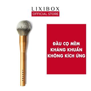 Cọ Phấn Phủ Lustre Pro Makeup Brush - Powder Brush - Gold Edition F101 thumbnail