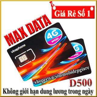 Sim 4G mobi miễn phí 1 năm data
