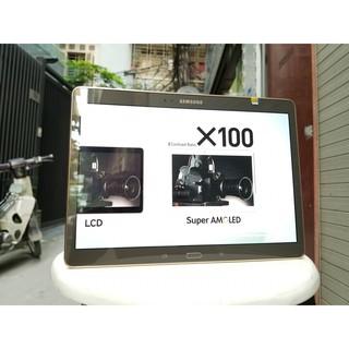 Máy tính bản samsung Tab S likenew – màn hình 10.5 inchs bản wifi ( tặng cáp sạc nhanh + bao da cao cấp )