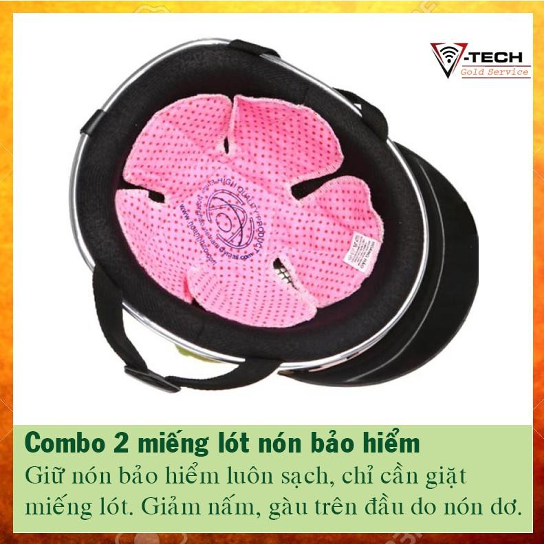 Lót Nón Bảo Hiểm - Combo 2 miếng lót nón bảo hiểm cao cấp - 2949522 , 1035291863 , 322_1035291863 , 35000 , Lot-Non-Bao-Hiem-Combo-2-mieng-lot-non-bao-hiem-cao-cap-322_1035291863 , shopee.vn , Lót Nón Bảo Hiểm - Combo 2 miếng lót nón bảo hiểm cao cấp