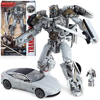 Robot Biến Hình Siêu Xe Cogman trong phim nổi tiếng Transformers: The Last Knight