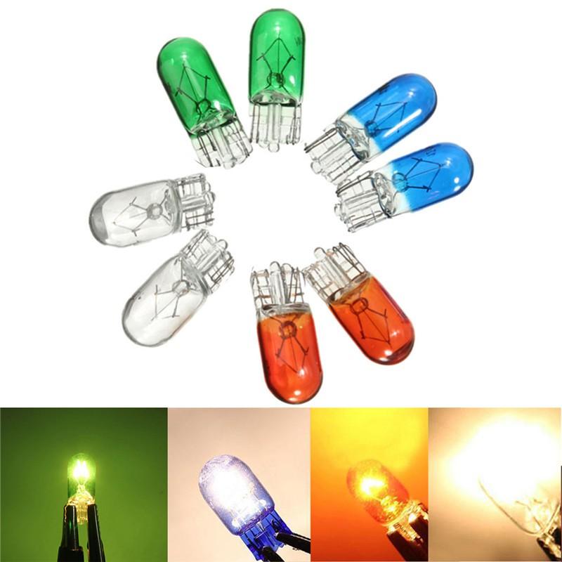 Set 2 bóng đèn Led T10 W5W 501 194 12V cho nội thất x