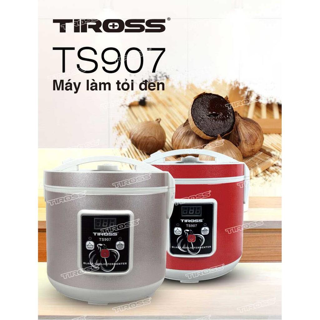 Máy làm tỏi đen Tiross TS907 - 03 tầng 06 lít