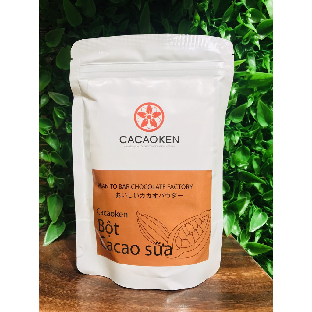 BỘT CACAO SỮA 250G
