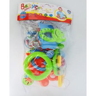 [HOT] Bộ đồ chơi xúc xắc 8 món cho bé