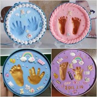 Hộp in dấu chân tay cho bé yêu (bé trai / bé gái)