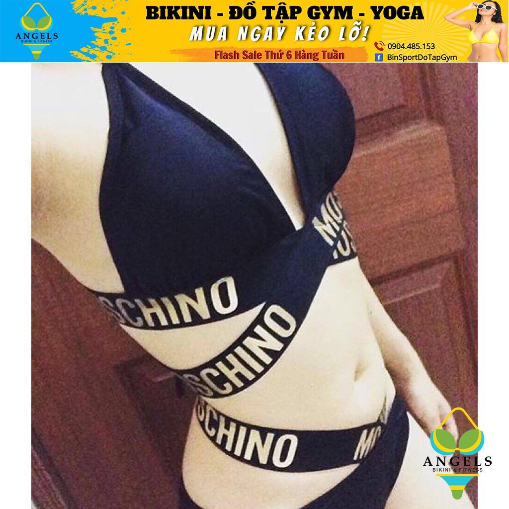 Bikini,Bộ Đồ Bơi 2 mảnh mochinoo tam giác sexy, BHV005 [ Giá Sỉ ]