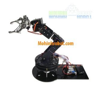 Cánh tay robot 5 bậc – Ổ bi xoay