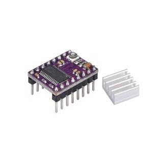 Mạch Driver điều khiển động cơ bước DRV8825 kèm tản nhiệt có keo (tốt hơn A4988)