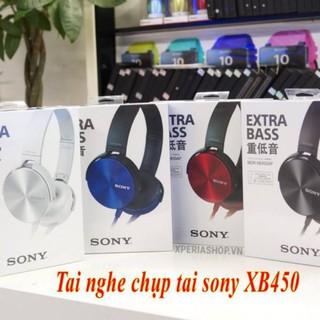 [Mã ELFLASH5 giảm 20K đơn 50K] Tai Nghe Chụp Tai Sony Extrabass căng tai giá rẻ {Bán Phá Giá}