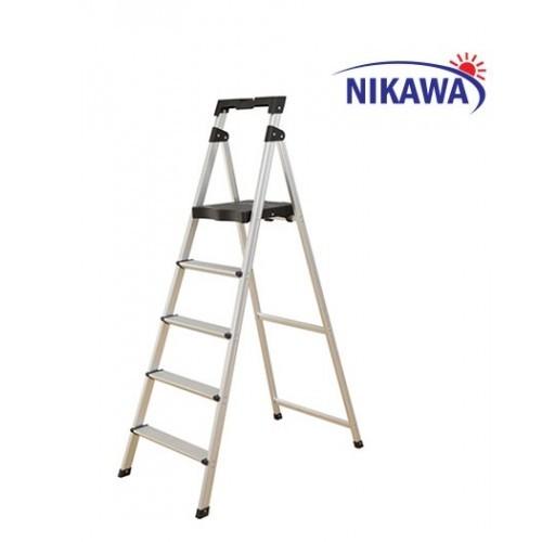 Thang ghế 5 bậc Nikawa NKP-05 - 2650860 , 119460132 , 322_119460132 , 1341000 , Thang-ghe-5-bac-Nikawa-NKP-05-322_119460132 , shopee.vn , Thang ghế 5 bậc Nikawa NKP-05