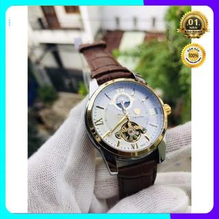 Đồng hồ cơ nam chính hãng automatic hiệu TEVSE - Bảo hành 2 năm [ ĐỒNG HỒ NAM CAO CẤP ]