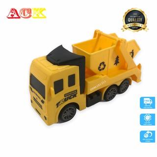 Đồ chơi xe ô tô tải dành cho bé size nhỏ cứng cáp có bánh đà mạnh mẽ, siêu ưu đãi 1