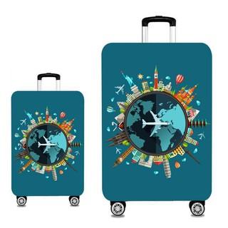 bọc bảo vệ vali . bọc vali co giãn chống trầy vali siêu bền thumbnail