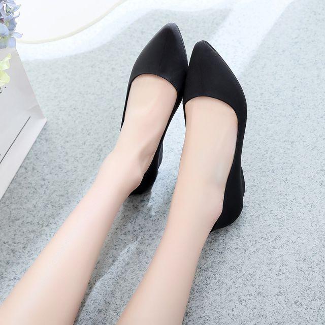 3L01 MS714 Giầy bệt nhựa dẻo siêu rẻ fashion giầy dép thể thao nữ đế cao su đi làm đi chơi trong nhà êm chân