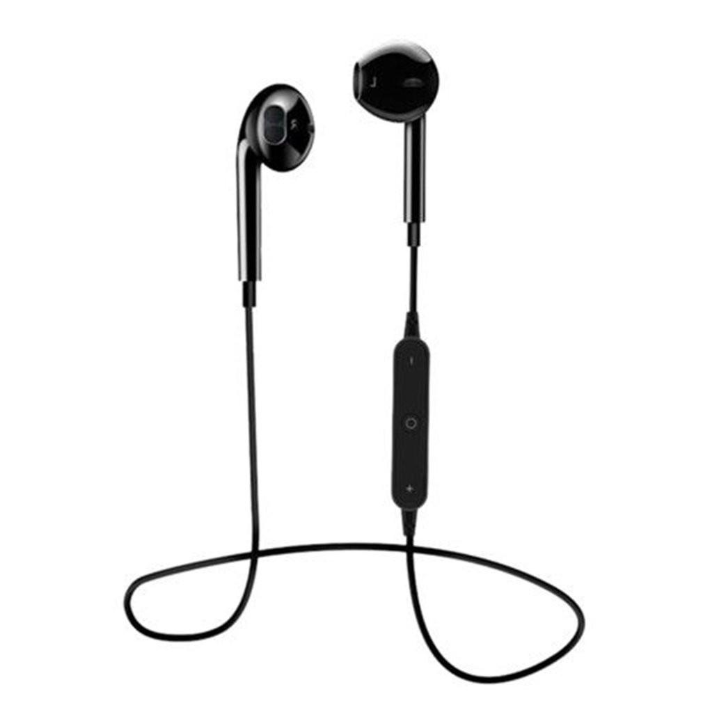 Ele】Tai nghe bluetooth s6 dòng tai nghe giá rẻ-Tai nghe không dây kiểu dáng tai nghe thể thao tiện loại khi tai nghe