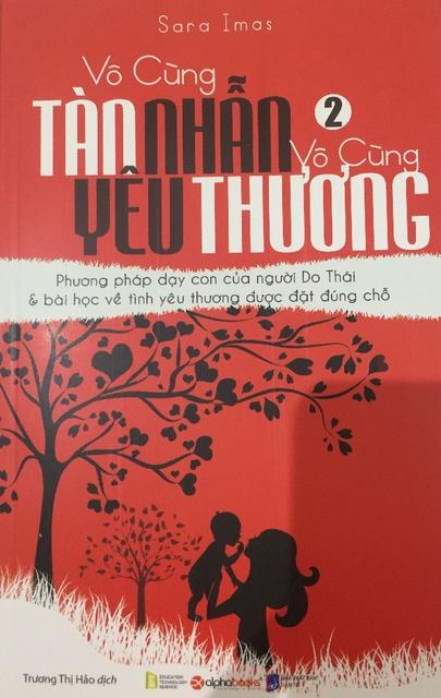 Sách - Vô Cùng Tàn Nhẫn, Vô Cùng Yêu Thương (Tập 2) Tặng Kèm bookmark