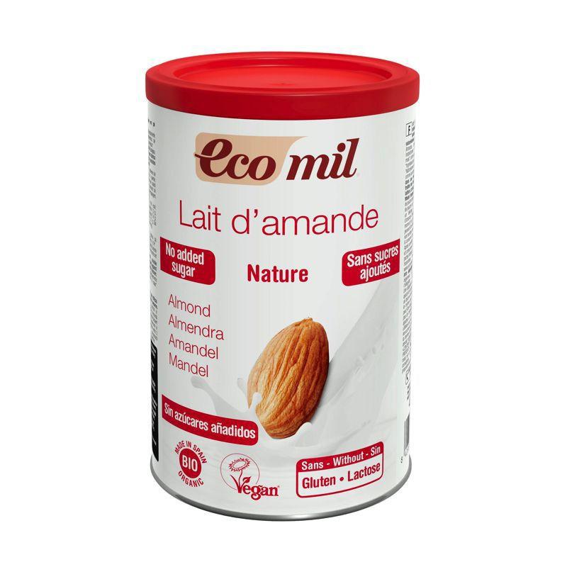 Sữa bột hạnh nhân không đường hữu cơ Ecomil 400g - 3023123 , 861432890 , 322_861432890 , 449000 , Sua-bot-hanh-nhan-khong-duong-huu-co-Ecomil-400g-322_861432890 , shopee.vn , Sữa bột hạnh nhân không đường hữu cơ Ecomil 400g