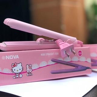Máy duỗi tóc mini NOVA – Máy kéo tóc mini NOVA