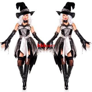 váy phù thủy hoá trang halloween