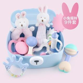 Hộp xúc xắc gấu 9 món Goryeo Baby cho bé cao cấp Hàn Quốc