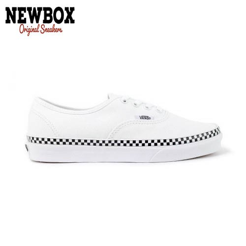 Giày Vans Check Foxing Authentic , SKU: VN0A38EMVJU