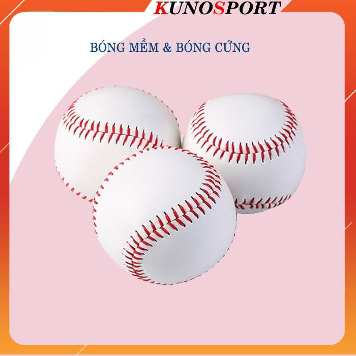 Quả bóng chày da mềm và da cứng Kunosport KN32