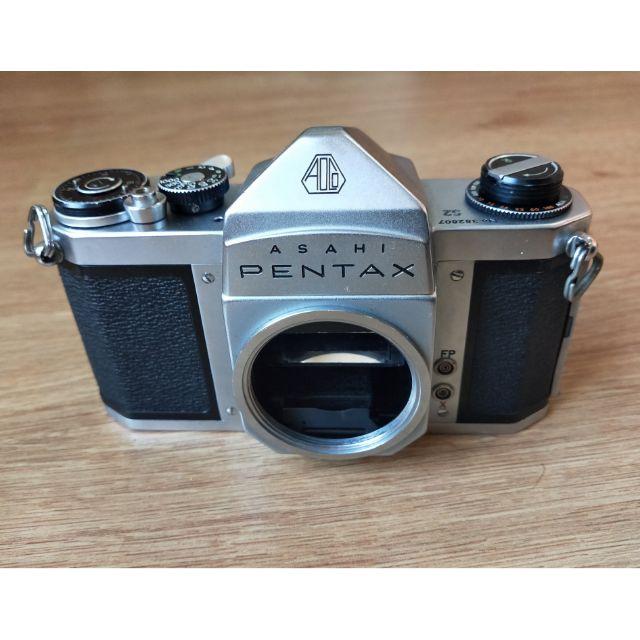 กล้องฟิล์ม Pentax S2 ใช้งานได้ปกติ