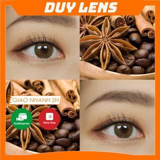 Kính áp tròng Funny Ann FREESHIP Lens nội địa Hàn Quốc độ cận 0- 6 _ Bộ 3 màu lens có viền hot trend Gdia 13.0mm thumbnail