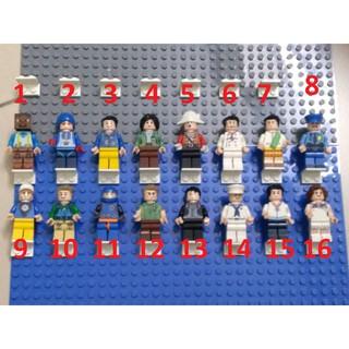 Lego nhân vật city