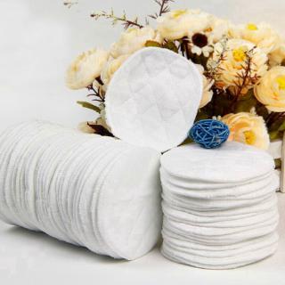 Miếng Lót Ngực Chống Tràn F1a0 Bằng Cotton Nguyên Chất Có Thể Giặt Được thumbnail