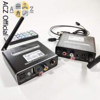 Bộ chuyển đổi âm thanh quang học optical sang AV ra audio có MIC hát và Bluetooth - BH 12 tháng
