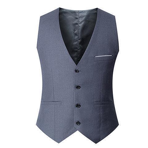 Áo Vest không tay thiết kế mỏng thời trang theo phong cách anh dành cho nam