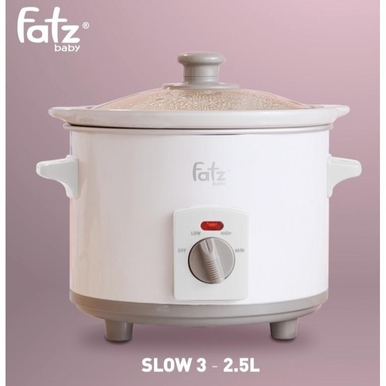Nồi nấu chậm FATZ BABY 2,5L / 2L / 1.5L