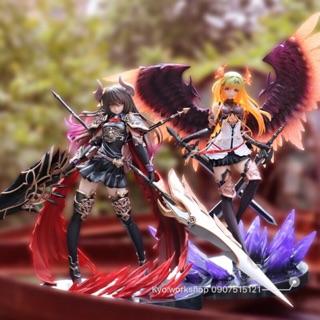 Mô hình figure nhân vật Deardragoon Forte và Dark Angel Olivia – phiên bản RoB