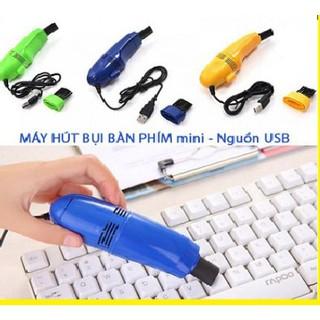 (GIÁ ƯU ĐÃI) MÁY HÚT BUI BÀN PHÍM MÁY TÍNH CỔNG USB TIỆN LỢI
